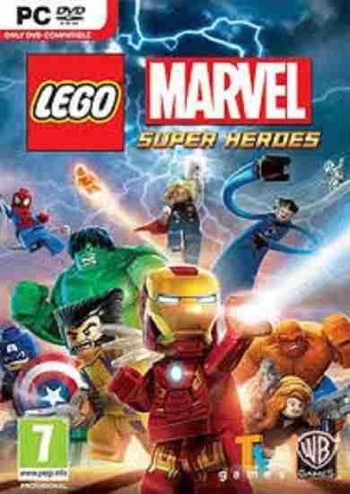 Descargar LEGO Marvels Avengers [MULTI][ACTiVATED] por Torrent